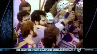 Edmonton Oilers First Stanley Cup Win! 1984