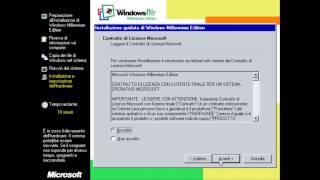 Le Rarità in Italiano!: Microsoft Windows Me Millennium Edition