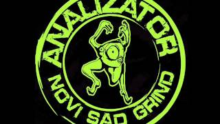 Analizator - Novi Sad Grind (2012) full album