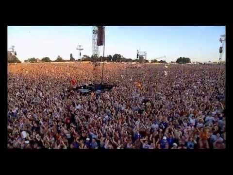 1. Robbie Williams - Let Me Entertain You (Knebworth 2003)