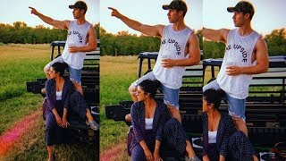 Priyanka Chopra and BAe Nick Jonas look swaggy with each other on vacation