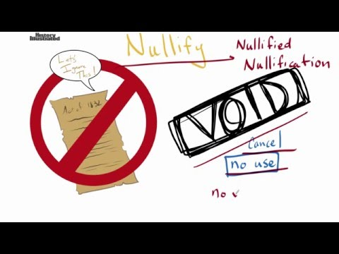 Nullify Definition For Kids