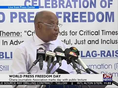 World Press Freedom Day - Joy News Interactive (3-5-17)