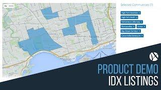 Web4Realty SmartSearch: IDX Listings Platform