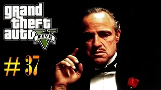 GTA 5 ONLINE FUNNY MOMENTS EP 37 skit - Mafia, Scarface, Godfather, Mob Boss & More!