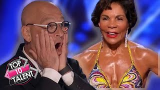 Top 10 Oldest Contestants Ever On Got Talent MP3