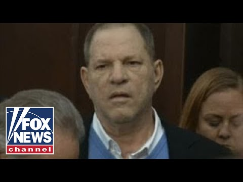 Courtroom video of Harvey Weinstein arraignment