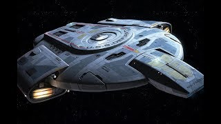 Star Trek's Finest Federation Starship- USS Defiant (NX 74205)