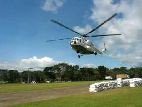 Mil 171 Landing in Camp Capinpin Tanay Rizal