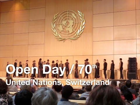 Open Day – United Nations in Geneva