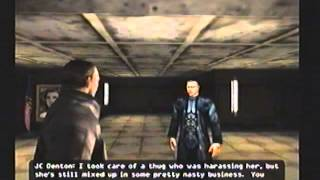 Deus Ex - PS2 - Part 02 - New York City