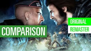 Bulletstorm PS4 vs. PS3 - Comparison / Grafikvergleich (Original vs. Remaster)