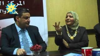 النائبة سلوى أبو الوفا عن المنيا:  دكتور محمد العقاد جدير برئاسة لجنة الإسكان بالنواب