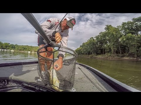 Derek Fulps' Winning Day on Fort Gibson Lake