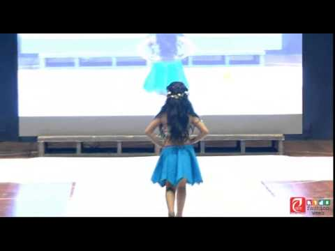 Dancing In Jungle - IDT Gujarat Kids Fashion Week 2015