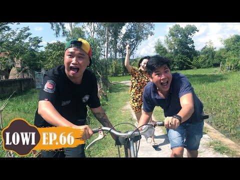 Try Not To Laugh Challenge | Walking and Shi Nho getting troll | Comedy Videos by LOWI TV Ep.66