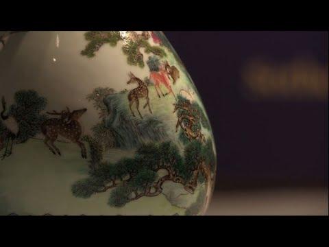 un vase chinois du 18e siecle vendu aux encheres 16 2 m d euros