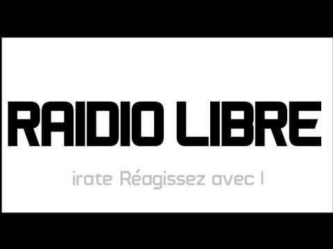Radio libre 22h - 00h #RadioPirate