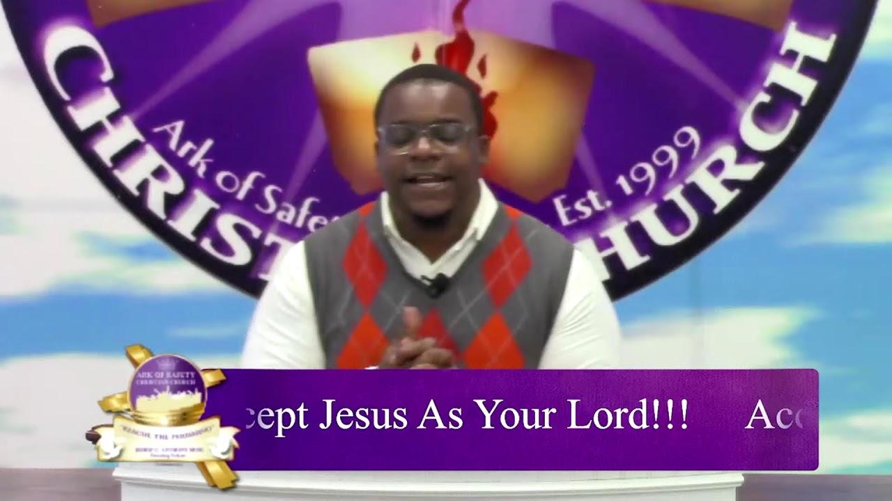 Download The Wounded Healer - Bishop Lamar McIntyre [October 19, 2021]