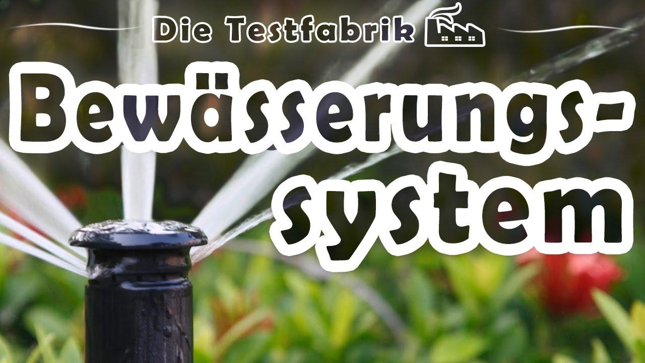 Berühmt Automatische Bewässerung Test 2019 | Die besten Bewässerungen im @UC_23