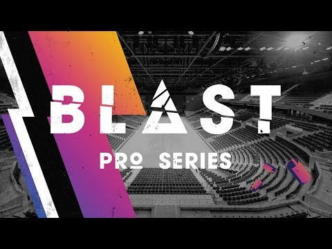 CS:GO - NiP vs SK Gaming - de_train - Blast Pro Series (Royal Arena - Copenhagen 2017)