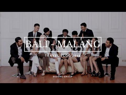 [TRAVEL VLOG] Bali-Malang 2015 with SEDENG Group