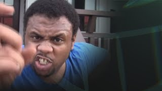 Angry Black Man Reaction (Red Lobster)