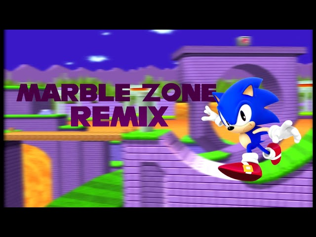 Sonic 1 Marble Zone Chill Remix Youtube