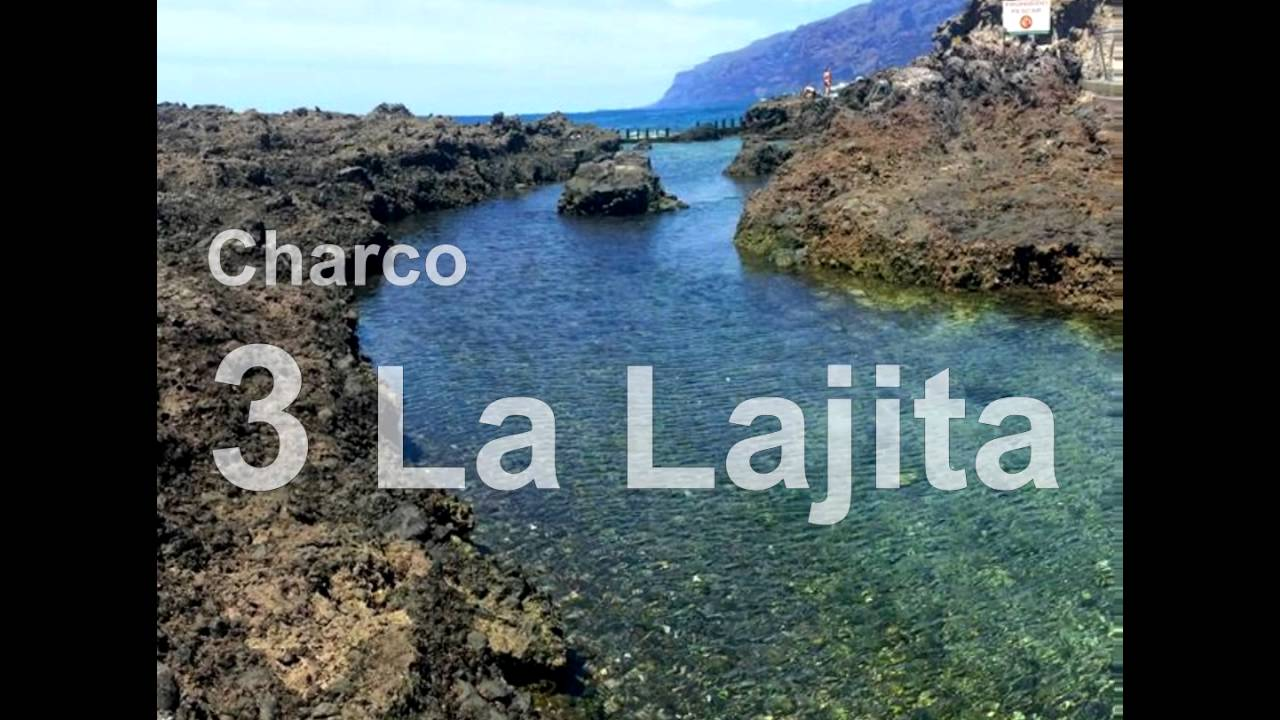 Charcos naturales de tenerife youtube for Charcos naturales en tenerife