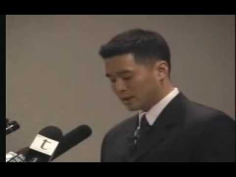 Lt. Ehren Watada on Citizen Responsibility
