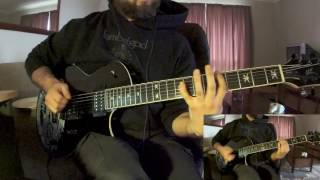 Lamb of god - The Number Six - guitar cover