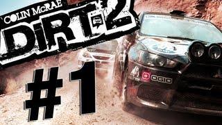 Dirt 2 - Historia Parte 1 - Ser una leyenda del Rally