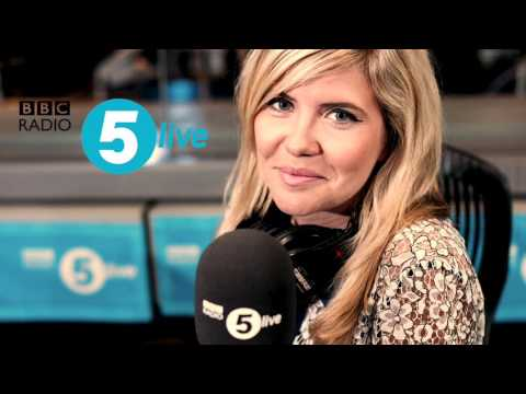 8 December 2016: Cassie Jaye interviewed by Emma Barnett (BBC Radio 5 Live)