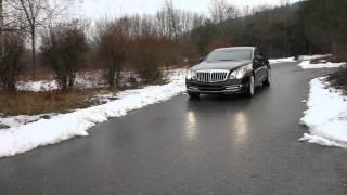 Xenatec Maybach Coupe 2010 Videos