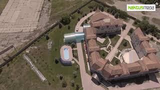 Огромный дом депутата парламента КР Камчыбека Жолдошбаева
