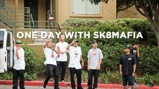One Day With: Sk8mafia - TransWorld SKATEboarding