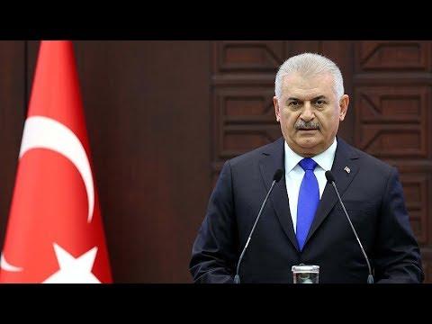 Başbakan Yıldırım kabine değişikliğini açıkladı