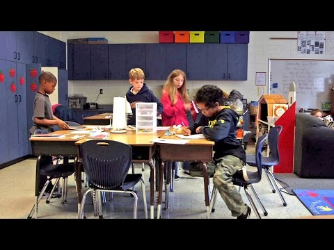 Flexible Classrooms: Providing the Learning Environment That Kids Need