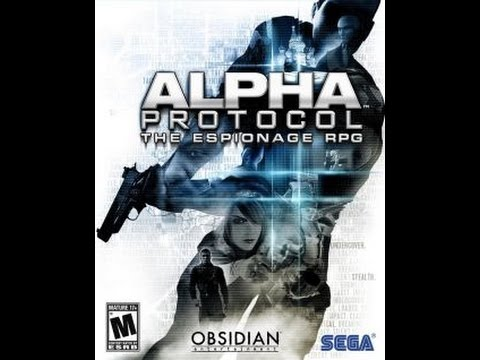 Alpha Protocol-Part 11-Moscow-Assault Brayko's Mansion-PS3