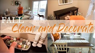 FALL CLEAN AND DECORATE//FALL CLEAN WITH ME/Heather McCarthy