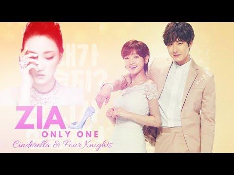 ZIA - Only One (Kang Ji-Woon & Eun Ha-Won By Cinderella & Four Knights)