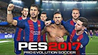 PES 2017 Online no PC   Goleada no Real Madrid ft  D