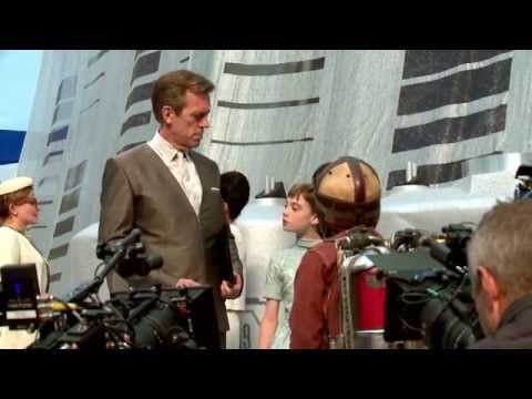 Tomorrowland Behind The Scenes Footage - Britt Robertson, George Clooney