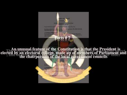 Constitution of Vanuatu Top # 12 Facts