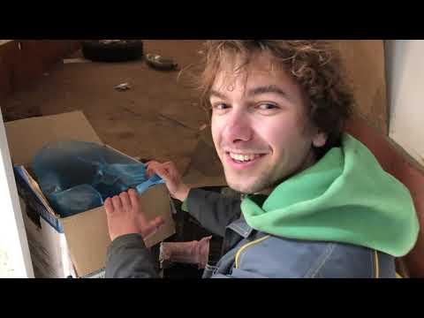 Газелист в Деле! Подготовка к рейсу! Ремонт Газели Антона замена коробки и редуктора!