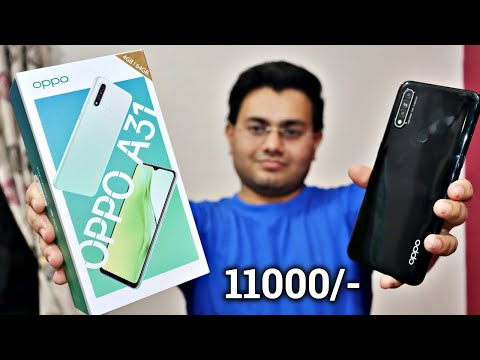 OPPO A31 Unboxing & Review 😍 BIGG Screen ⚡BIGG Camera  📷 आधा अधूरा मगर पूरा 😍