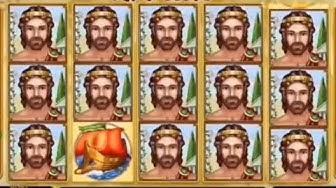 Голяма печалба на Age of Troy ( Фенски клип 6) BIG WIN