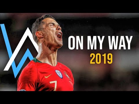Cristiano Ronaldo 2019  ● Alan Walker - On My Way | Skills & Goals | HD Mp3