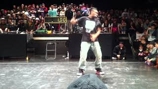 Juste Debout Japon Judge Meech Solo 2011. 1.11