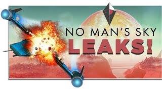 No Man's Sky LEAKS! - The Know